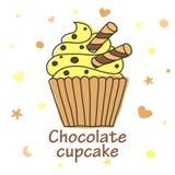 cupcake stock abbildung