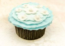 Cupcake Στοκ Εικόνα