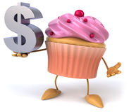 cupcake Lizenzfreies Stockfoto