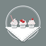 cupcake Stockfotos