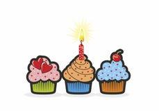 cupcake Lizenzfreie Stockfotografie
