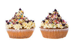 cupcake Foto de Stock Royalty Free