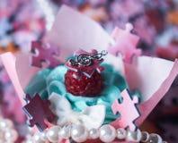 cupcake Fotografie Stock