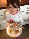 cupcake Stockfoto