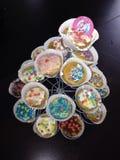 cupcake lizenzfreie stockfotos