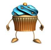 cupcake vektor abbildung
