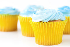 Cupcake Stock Foto's