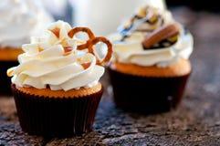 cupcake Immagini Stock Libere da Diritti
