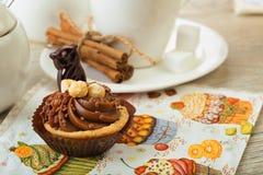 cupcake Fotografia de Stock Royalty Free