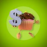 cupcake lizenzfreie abbildung
