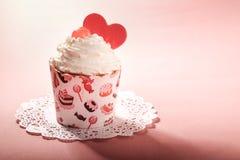 cupcake Fotografia Stock Libera da Diritti