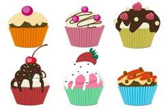 cupcake immagini stock