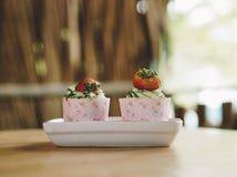 Cupcake Στοκ Εικόνες