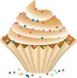 Cupcake Royalty-vrije Stock Foto