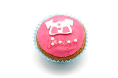Cupcake, baby Royalty Free Stock Photography