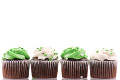 Cupcake Background Image Royalty Free Stock Photography