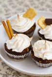 Cupcake brown Royalty Free Stock Image