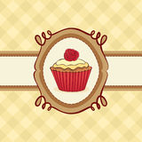 Cupcake Card Stock Images
