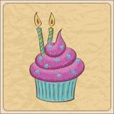 Cupcake Card Stock Photography