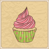 Cupcake Card Stock Images
