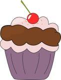 Cupcake cartoon Stock Photo