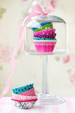 Cupcake cases Stock Photos