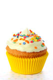 Cupcake close up Royalty Free Stock Photos