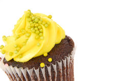 Cupcake close up Royalty Free Stock Image