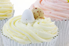 Cupcake Close Up Royalty Free Stock Photography