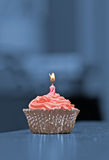 Cupcake cream Stock Photography