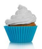 Cupcake with cream Royalty Free Stock Photo