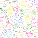 Cupcake, cupcakes muffin fairy patty cup cake cakes muffins past Royalty Free Stock Image