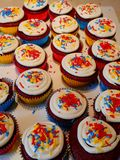 cupcake stock afbeeldingen