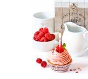 Cupcake. Stock Image