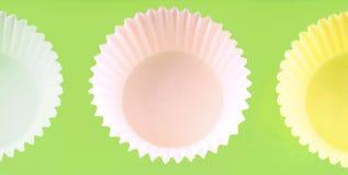 Cupcake Holders Stock Photos
