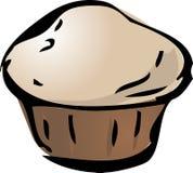 Cupcake illustration Royalty Free Stock Image