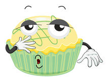 A cupcake Stock Images
