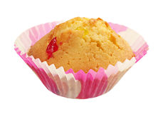 Cupcake with jujube Stock Photos