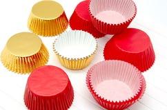 Cupcake Liner Royalty Free Stock Photos
