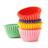 Cupcake liners Royalty Free Stock Photography
