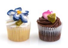 Cupcake Minis Royalty-vrije Stock Afbeelding