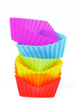 Cupcake Molds Stock Photo