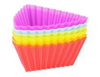 Cupcake Molds Stock Image