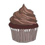 Cupcake muffin Stock Photo