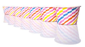 Cupcake Paper Baking Cups IV Royalty Free Stock Photo