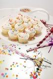 Cupcake party Royalty Free Stock Photos