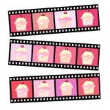Cupcake photos Stock Image