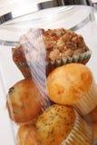 Cupcake pot Stock Photos