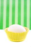 Cupcake preparation Stock Image