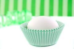 Cupcake preparation Stock Photography